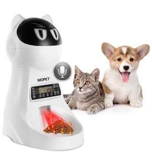 Wopet pet feeder